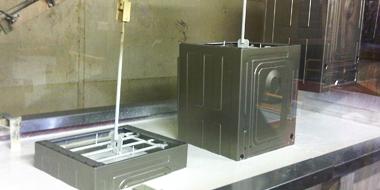 Химическая обработка для общих отраслей промышленности (для стали)