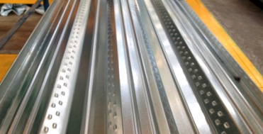 Precoated Steel with Zn Alloys: HDG, Galfan, EZ