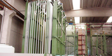 Chemische Behandlungen für die Allgemeine Industrie (Aluminium)