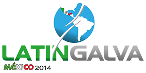 logo LATINGALVA 2014