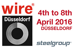 THE BRUGAL TECHNOLOGY WAS IN WIRE & TUBE DÜSSELDORF 2016